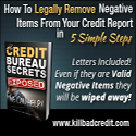 Kill Bad Credit