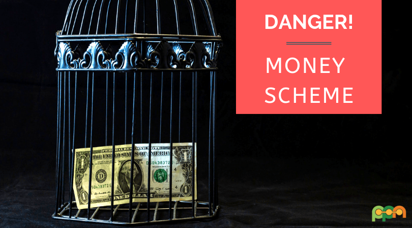 How to Protect Yourself from Illegal Money Management Schemes